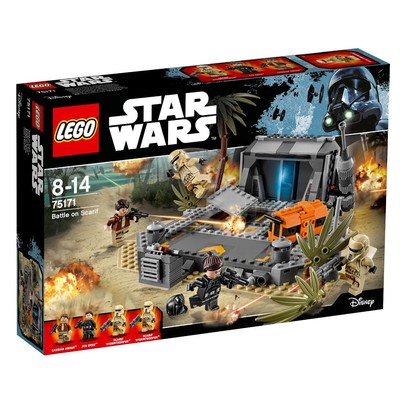 Lego-Star Wars Battle On Scarif 75171