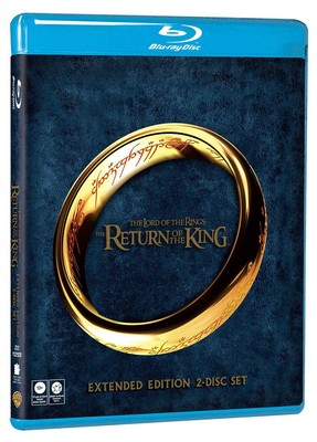 Lord Of The Rings: Return Of The King Extended Edition