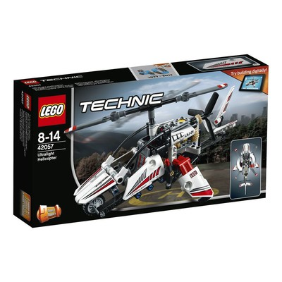 Lego-Technic Ultral Helicopter 42057