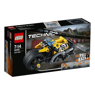 Lego-Technic Stunt Bike 42058