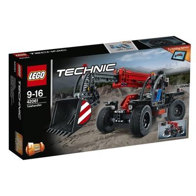 Lego-Technic Telehandler 42061