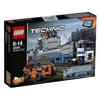 Lego-Technic Container Yard 42062
