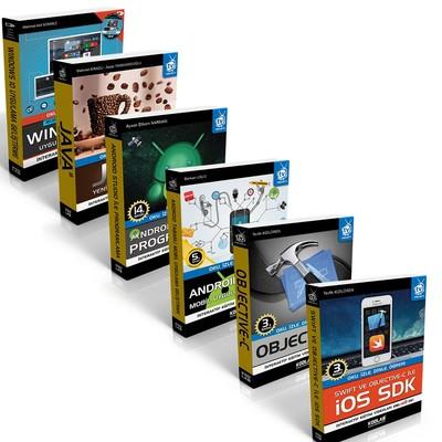 Mobil Programlama Seti 3-6 Kitap Takım