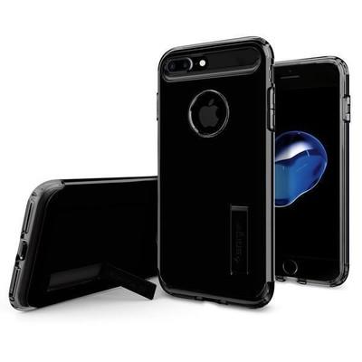 Spigen iPhone 7 Plus/8 Plus Kılıf Slim Armor - Jet Black