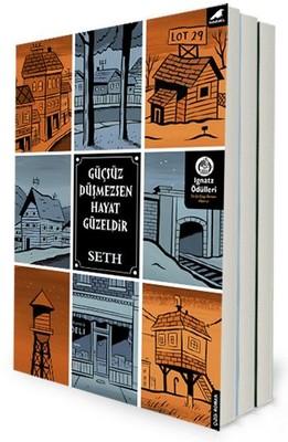Karakarga Çizgi Roman Seti - 3 Kitap Takım