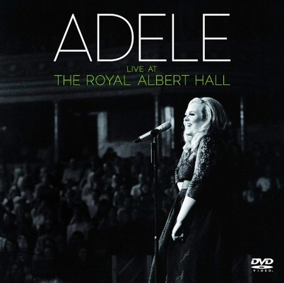 Live At The Royal Albert Hall DVD+CD