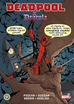 Deadpool X Dracula