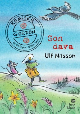 Komiser Gordon Son Dava