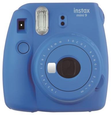 Fuji Instax Mini 9 Kamera Mavi