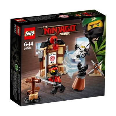 Lego-Ninjago Movie Spinjitzu Training (70606)