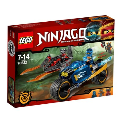 Lego-Ninjago Desert Lightning 70622