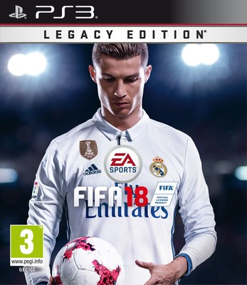 PSX3 FIFA 18 LEGACY EDITION