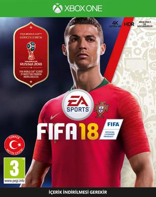 XB1 FIFA 18