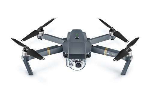 DJI Mavic Pro Fly More Combo Drone Siyah