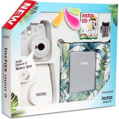 Fuji Instax Mini 9 Box 1 SMO WHITE FOTSI00057