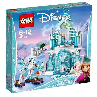 LEGO - Disney Frozen Elsa'nın Büyülü Buz Sarayı