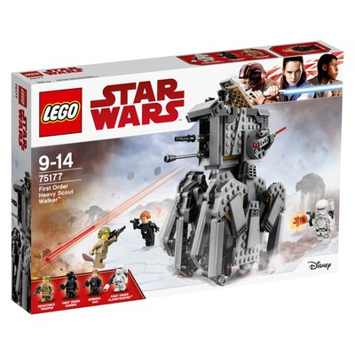 LEGO - Star Wars First Order Heavy Scout Walker