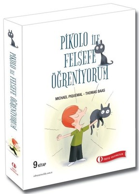 Pikolo ile Felsefe Öğreniyorum-9 Kitap Takım