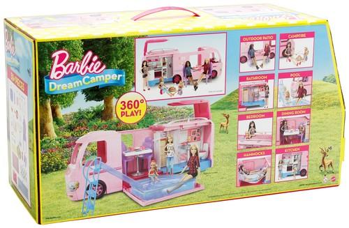 Barbie Muhteşem Karavanı FBR34