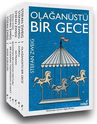 Stefan Zweig Seti - 6 Kitap Takım