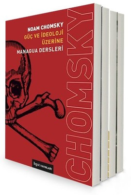 Noam Chomsky Seti - 4 Kitap Takım