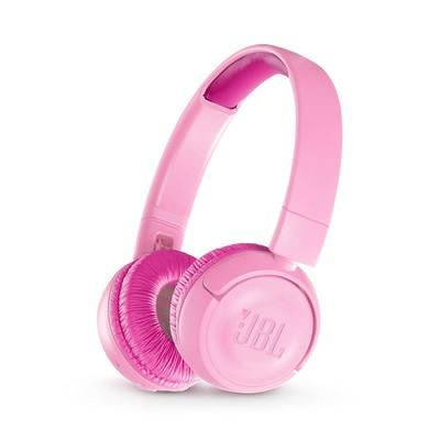 JBL JR300BT Bluetooth Kulaküstü Çocuk Kulaklığı OE Pembe