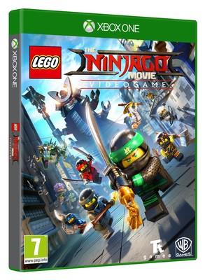 XB1 LEGO Ninjago: Movie Game