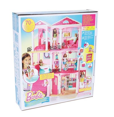 barbie evlerinin fiyatlari