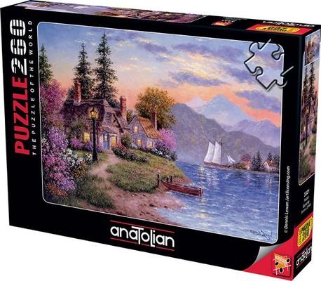 Anatolian Huzur 260 Parça Puzzle (3321)