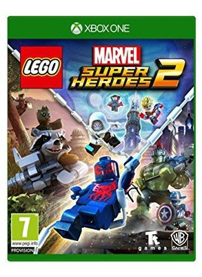 X1 Lego Marvel Superheroes 2