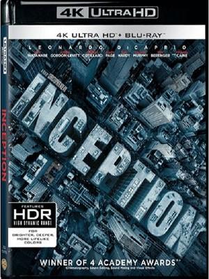 Inception 4K UHD - Başlangıç 4K UHD