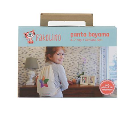 Pakolino -  Çanta Boyama Aktivite Kutu Oyunu