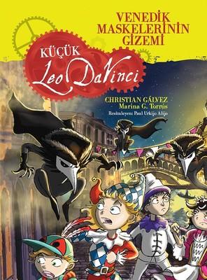 Venedik Maskelerinin Gizemi-Küçük L
