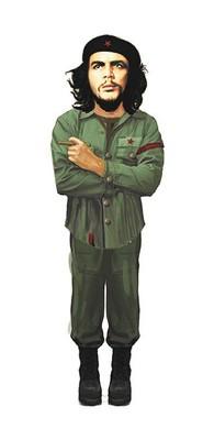 Aylak Adam Hobi-Che Guevara Ayraç