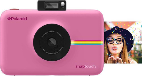 Polaroid Polstb Snap Touch Fotoğraf Makinesi Pembe