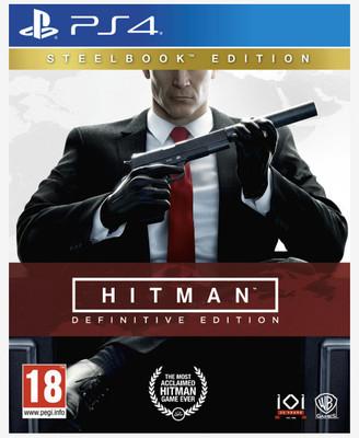 Hitman: Definitive ED non-steelbook PS4