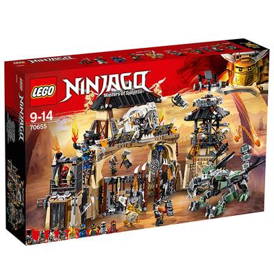 Lego Ninjago Dragon Pit 70655