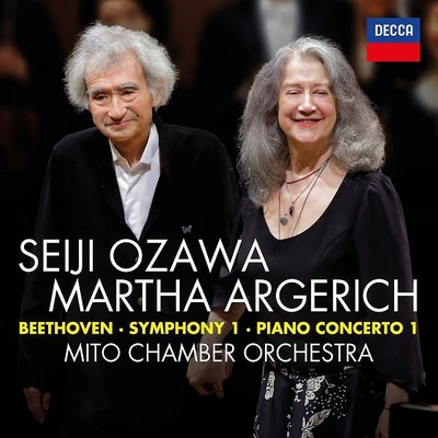 Beethoven: Symphony N:1, Piano Concerto N:1