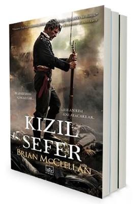 Brian McClellan Seti-3 Kitap Takım