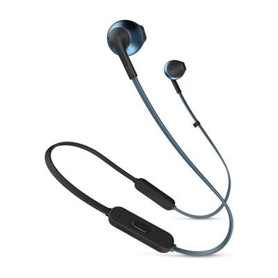 JBL T205BT Bluetooth Kulaklık CT IE Mavi