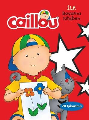 Caillou-İlk Boyama Kitabım