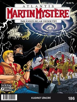 Martin Mystere Sayı 186-Kudret Zinciri