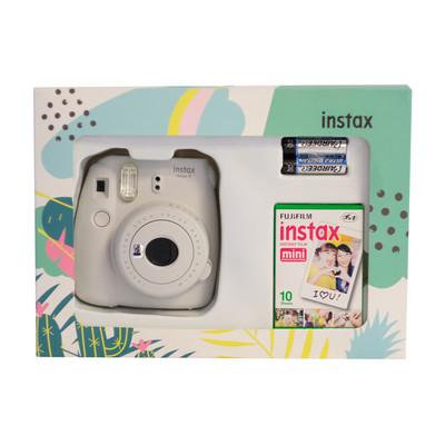 Fuji Instax 9 Box(Mini),Smo White FOTSI00079