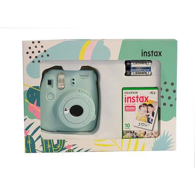 Fuji Instax 9 Box(Mini),Ice Blue FOTSI00081