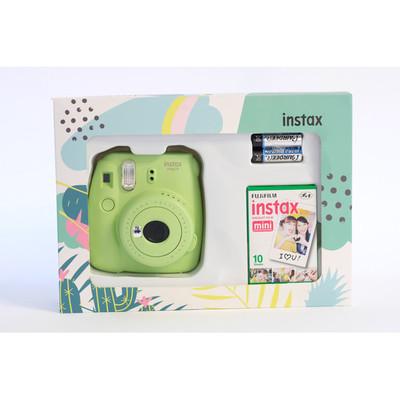 Fuji Instax 9 Box(Mini),Lim Green FOTSI00082