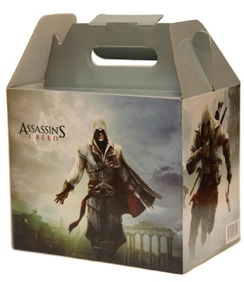 Assassin's Creed-6 Kitap Takım