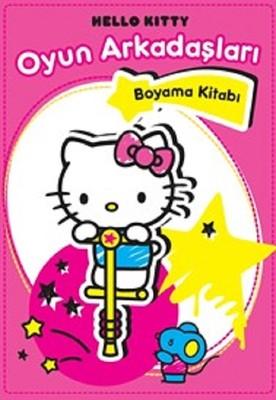 Hello Kitty Oyun Arkadaslari Boyama Kitabi Kolektif Fiyati