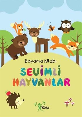 Sevimli Hayvanlar Boyama Kitabi Kolektif Fiyati Satin Al
