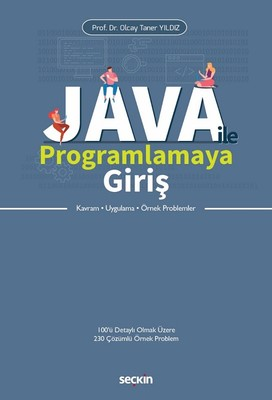 Java ile Programlamaya Giriş