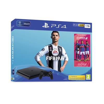 Sony PS4 1TB+Fifa 19/PS Plus Oyun Konsolu